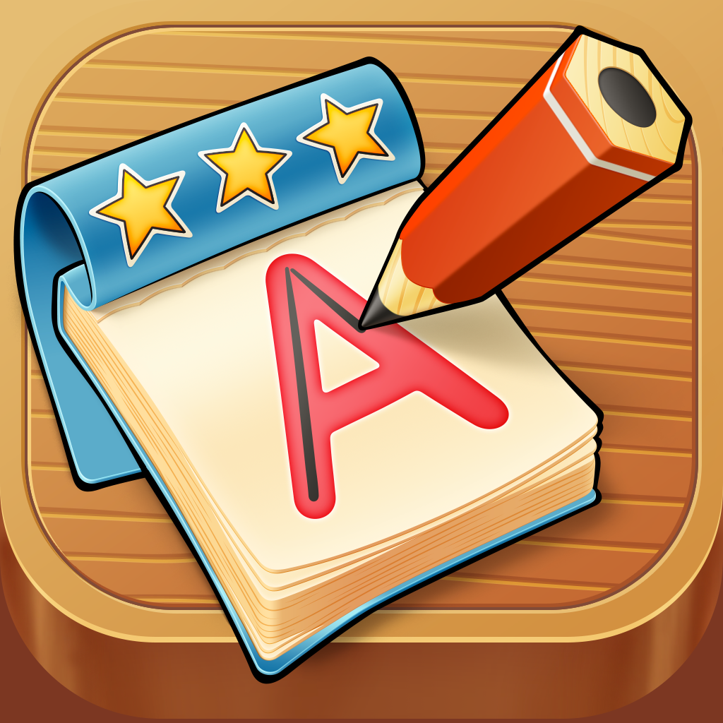 mzl.robuddcw iTrace — handwriting for kids by iTrace   Review